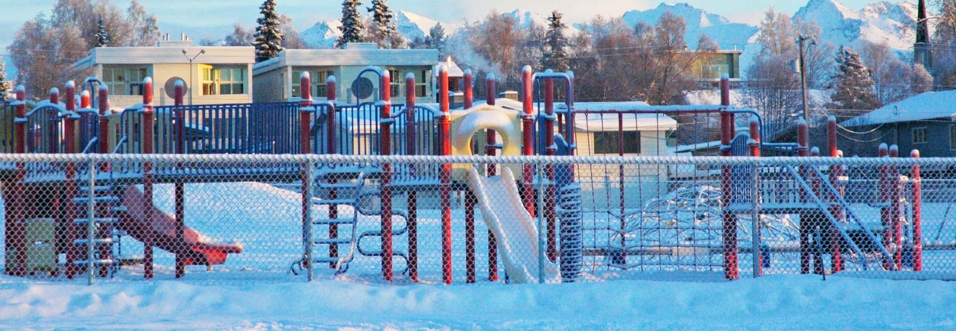 maintenance of school surfaces - slider