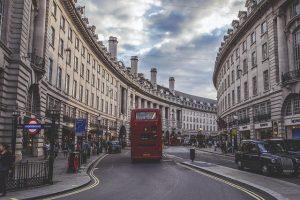central london roads