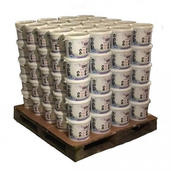 Bucket Pallets - 1 to 5 layers (20 units per layer )