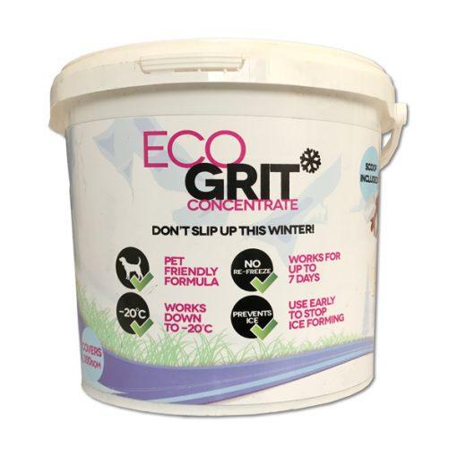 alternative to rock salt - ecogrit