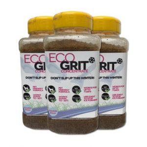 Rock salt alternatives - ecogrit handheld shaker